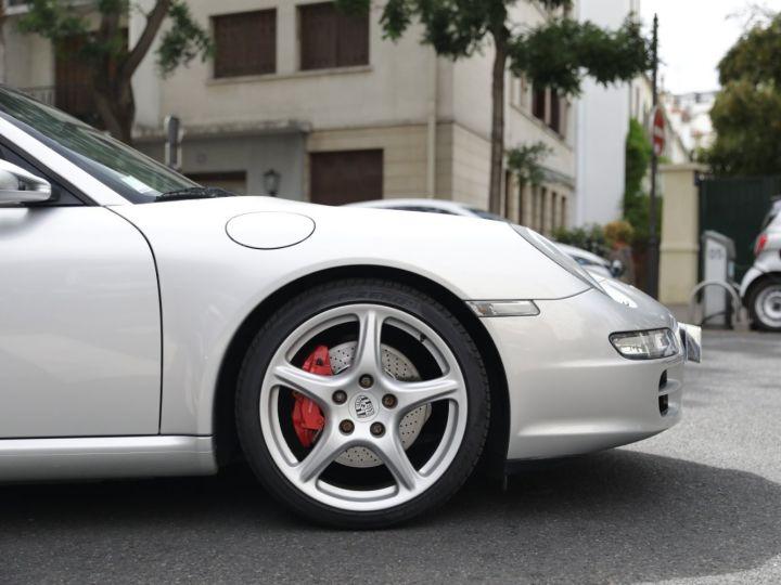 Porsche 997 997 CARRERA S 3.8 355 CV Gris - 17
