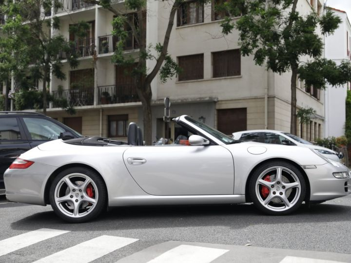 Porsche 997 997 CARRERA S 3.8 355 CV Gris - 5