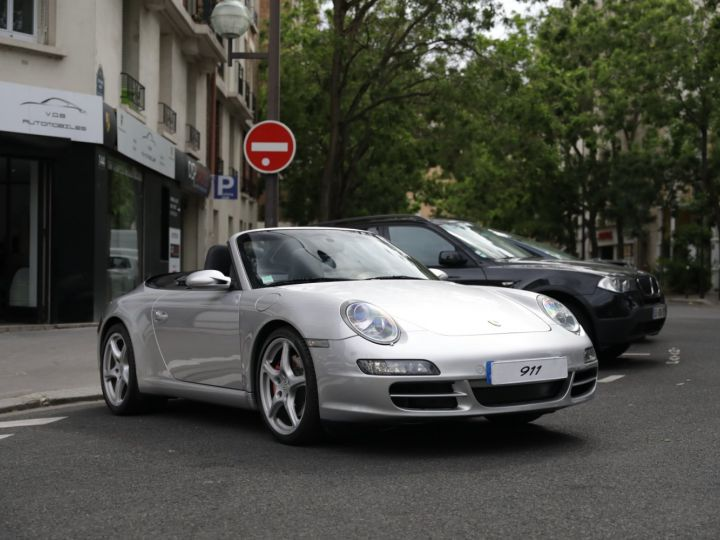 Porsche 997 997 CARRERA S 3.8 355 CV Gris - 1