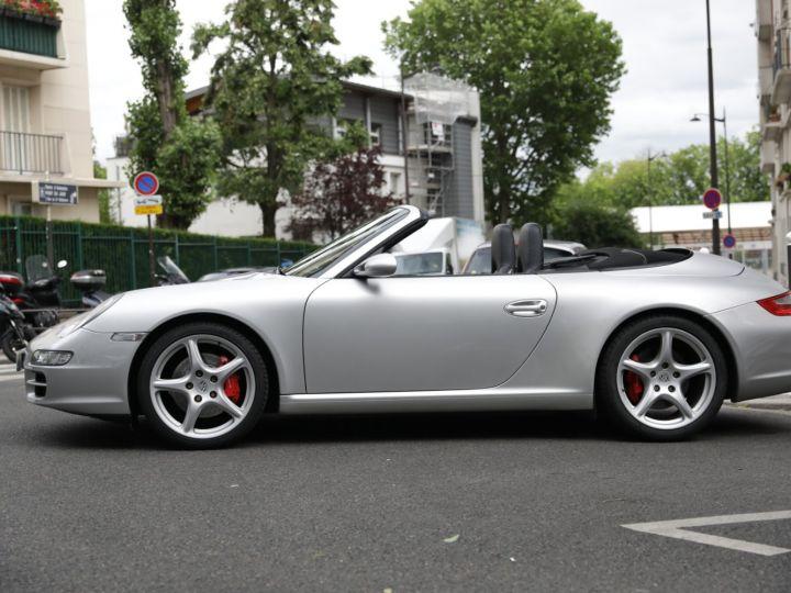 Porsche 997 997 CARRERA S 3.8 355 CV Gris - 6
