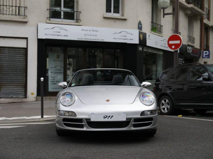 Porsche 997 997 CARRERA S 3.8 355 CV Gris - 3