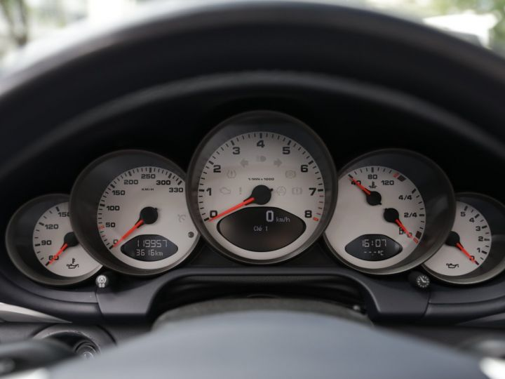 Porsche 997 997 CARRERA S 3.8 355CV CABRIOLET Bleu Nuit - 20