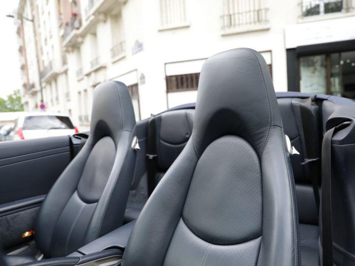 Porsche 997 997 CARRERA S 3.8 355CV CABRIOLET Bleu Nuit - 33