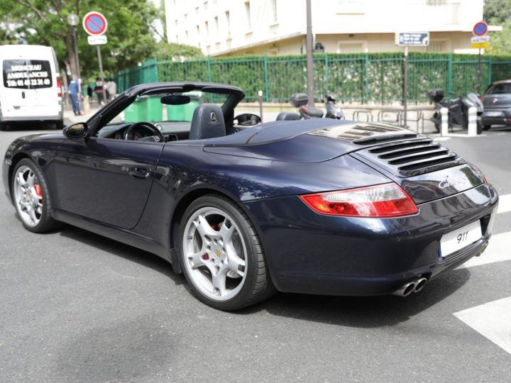 Porsche 997 997 CARRERA S 3.8 355CV CABRIOLET Bleu Nuit - 6