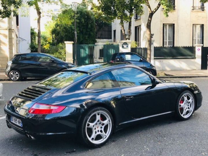 Porsche 997 997 CARRERA S 3.8 355CV PSE Noir - 4