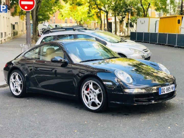 Porsche 997 997 CARRERA S 3.8 355CV PSE Noir - 9