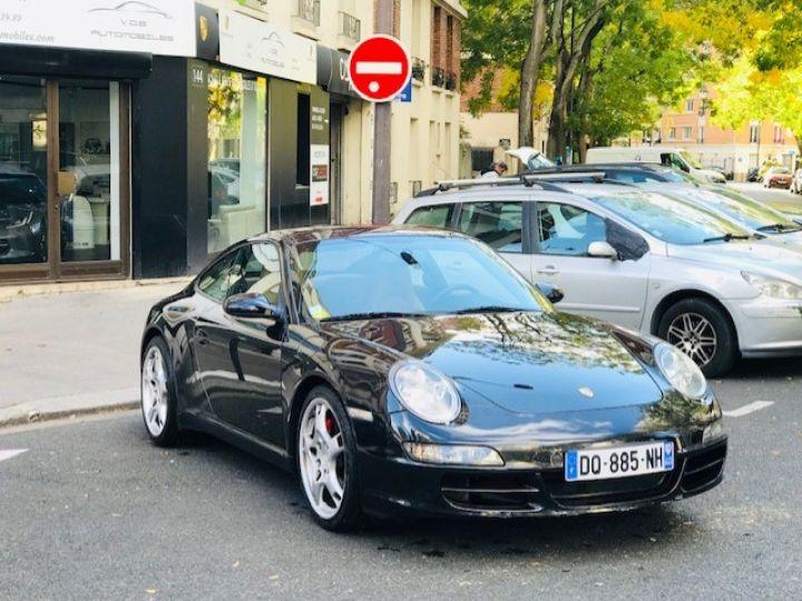 Porsche 997 997 CARRERA S 3.8 355CV PSE Noir - 10