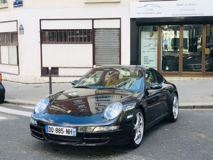 Porsche 997 997 CARRERA S 3.8 355CV PSE Noir - 1