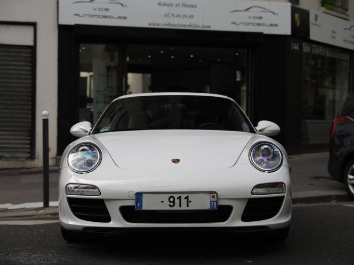 Porsche 997 997 CARRERA S 3.8 385 CV PDK Blanc - 2