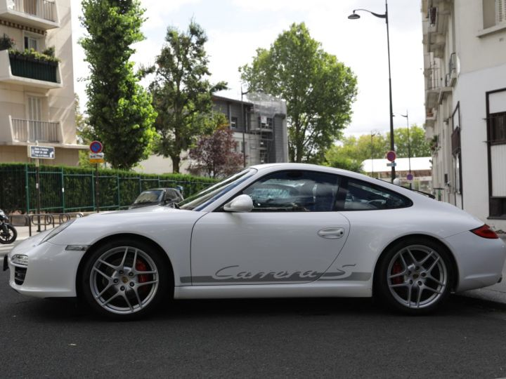 Porsche 997 997 CARRERA S 3.8 385 CV PDK Blanc - 3