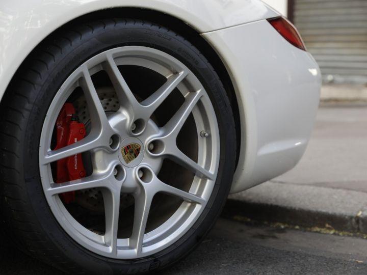 Porsche 997 997 CARRERA S 3.8 385 CV PDK Blanc - 6