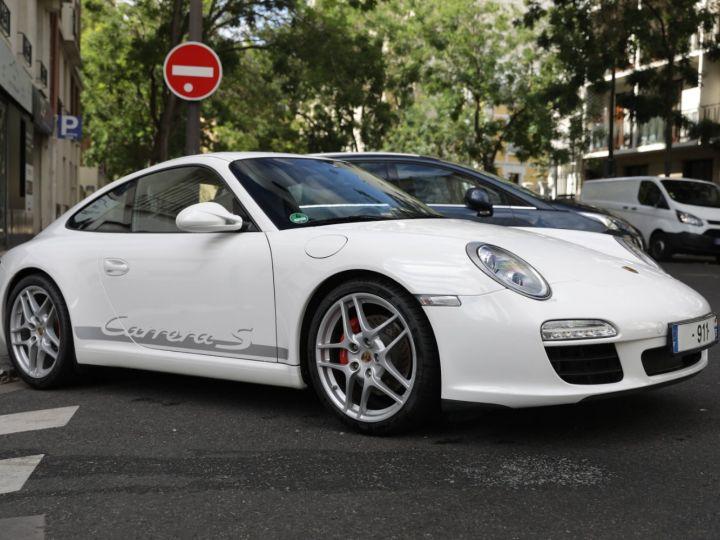 Porsche 997 997 CARRERA S 3.8 385 CV PDK Blanc - 9