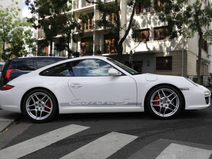 Porsche 997 997 CARRERA S 3.8 385 CV PDK Blanc - 10