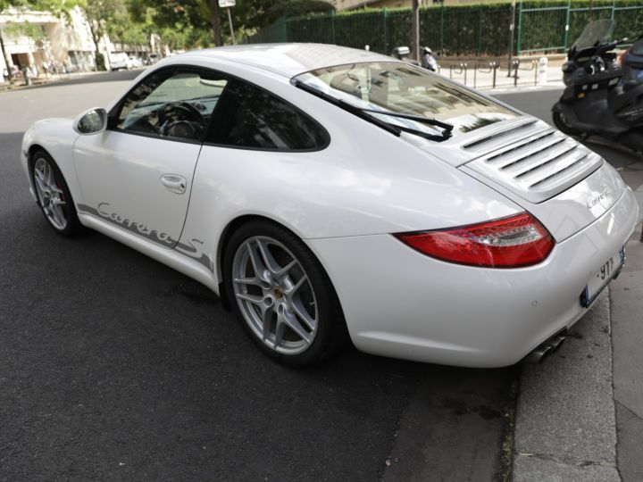 Porsche 997 997 CARRERA S 3.8 385 CV PDK Blanc - 7