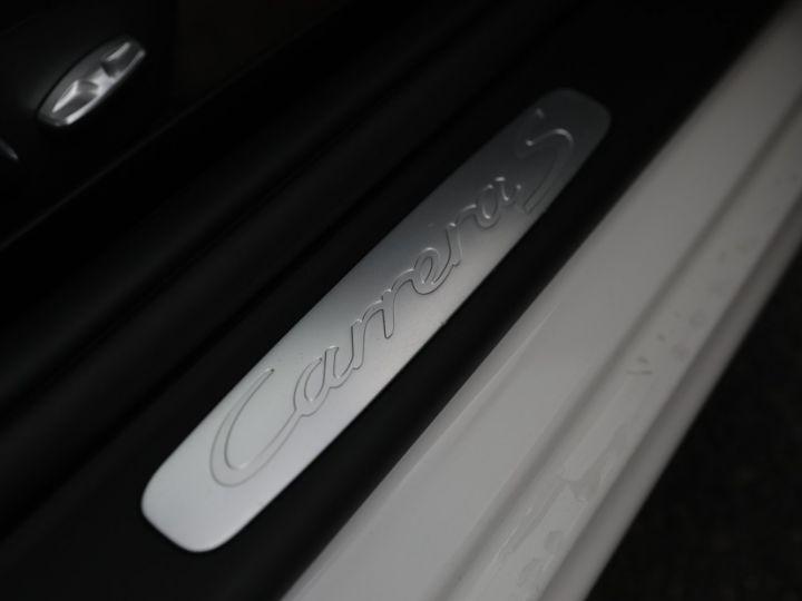 Porsche 997 997 CARRERA S 3.8 385 CV PDK Blanc - 33