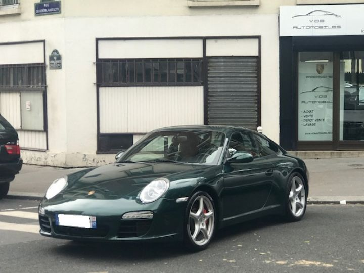 Porsche 997 997 CARRERA S PDK RACING GREEN METAL Vert British - 1