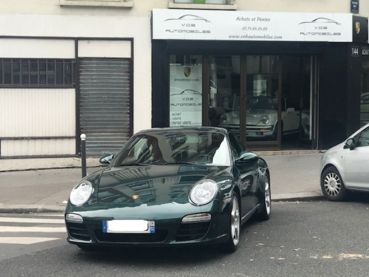 Porsche 997 997 CARRERA S PDK RACING GREEN METAL Vert British - 5