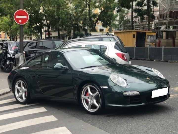 Porsche 997 997 CARRERA S PDK RACING GREEN METAL Vert British - 6