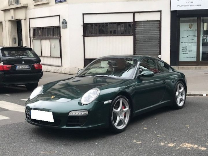 Porsche 997 997 CARRERA S PDK RACING GREEN METAL Vert British - 8