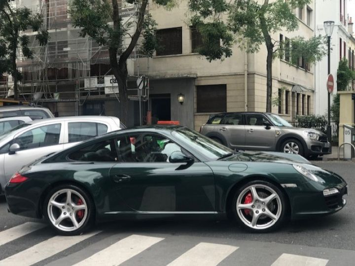 Porsche 997 997 CARRERA S PDK RACING GREEN METAL Vert British - 13