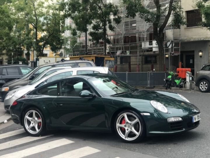 Porsche 997 997 CARRERA S PDK RACING GREEN METAL Vert British - 14