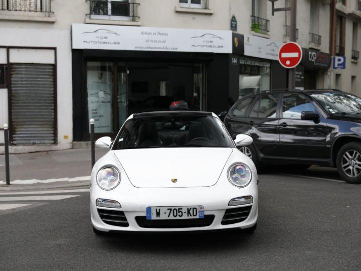 Porsche 997 997 TARGA 4S PDK 3.8 385CV Blanc - 2
