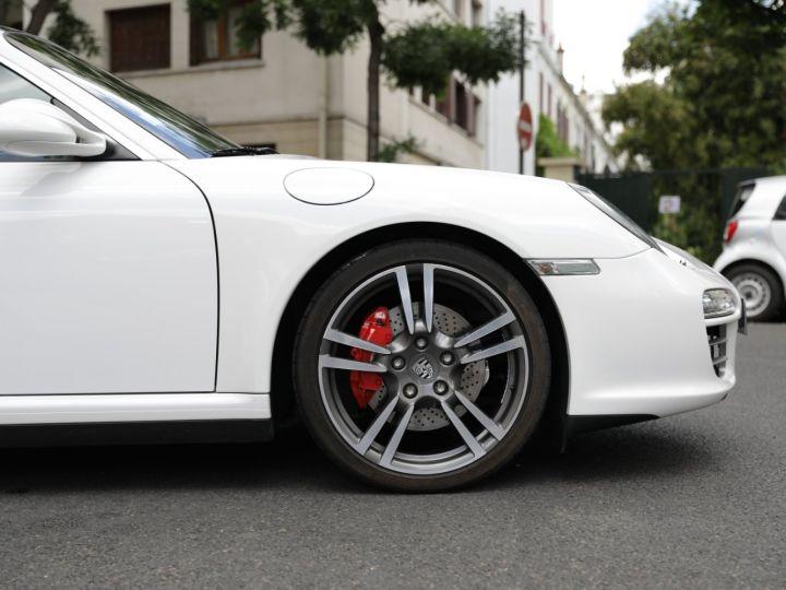 Porsche 997 997 TARGA 4S PDK 3.8 385CV Blanc - 7