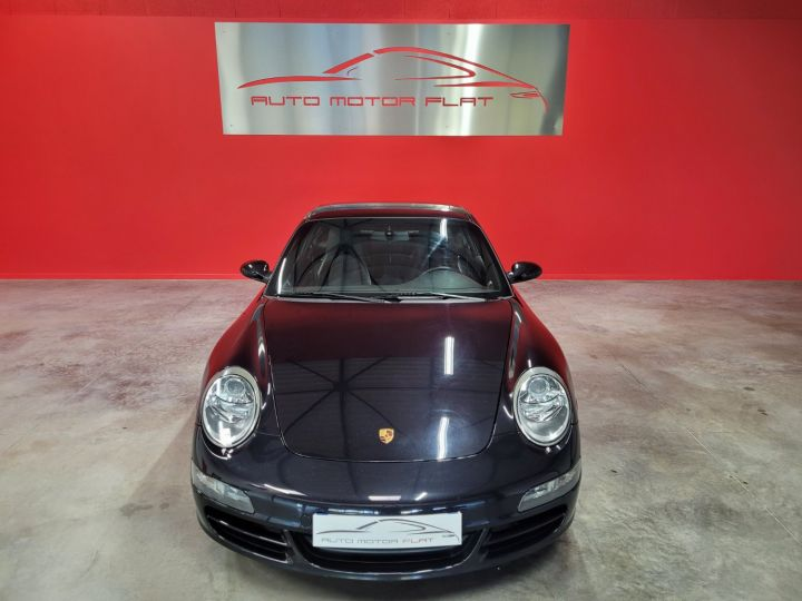 Porsche 997 Carrera 2 Noir - 2