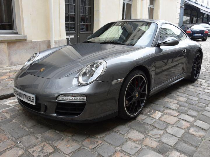 Porsche 997 Carrera 4 GTS Boite Mécanique Gris Météor - 1