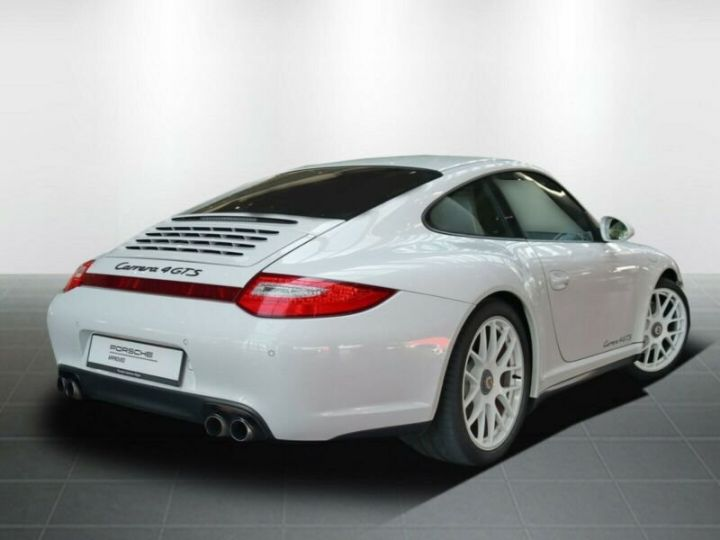 Porsche 997 CARRERA 4 GTS PDK  BLANC - 4