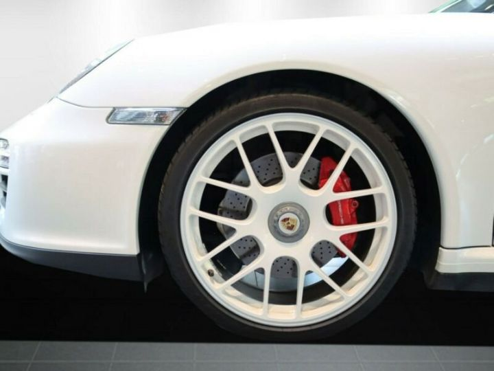 Porsche 997 CARRERA 4 GTS PDK  BLANC - 8