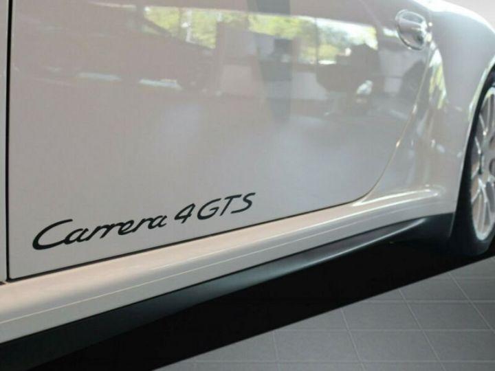 Porsche 997 CARRERA 4 GTS PDK  BLANC - 9