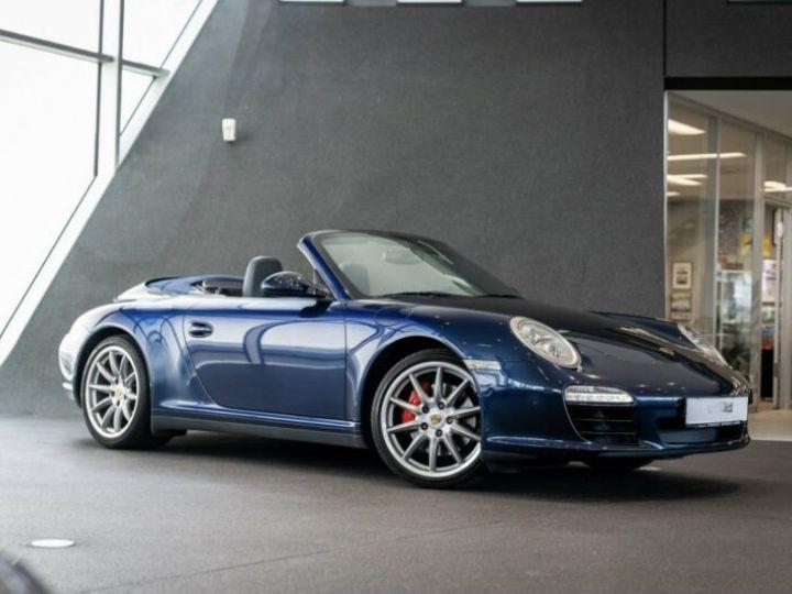 Porsche 997 CARRERA 4S BLEU - 1