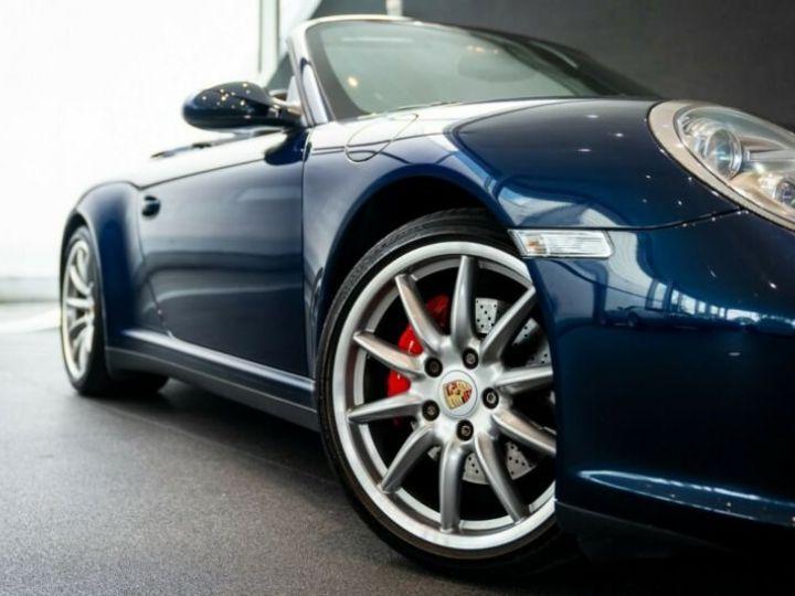 Porsche 997 CARRERA 4S BLEU - 2