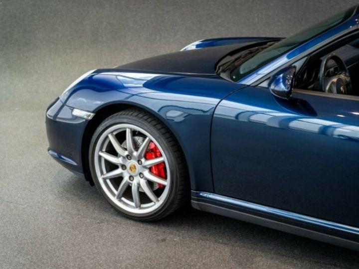 Porsche 997 CARRERA 4S BLEU - 3