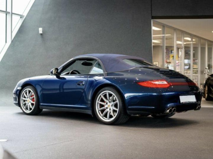 Porsche 997 CARRERA 4S BLEU - 10