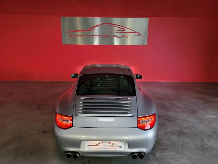 Porsche 997 CARRERA S Gris - 4