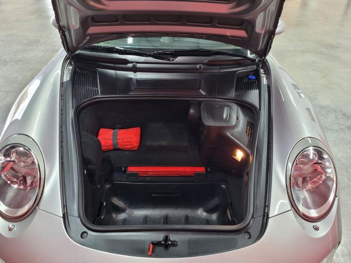 Porsche 997 CARRERA S Gris - 9
