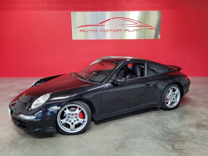 Porsche 997 CARRERA S Noir - 1