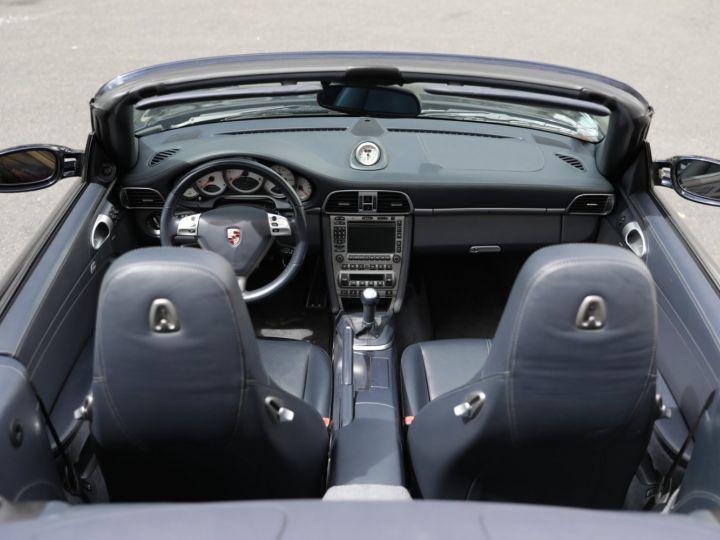 Porsche 997 CARRERA S 3.8 355CV CABRIOLET Bleu Nuit - 8