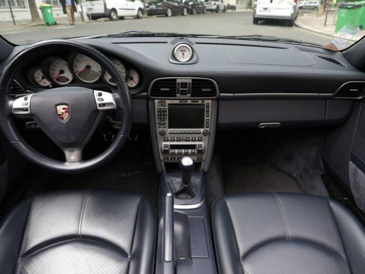 Porsche 997 CARRERA S 3.8 355CV CABRIOLET Bleu Nuit - 18
