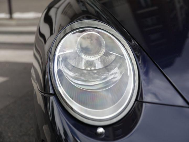 Porsche 997 CARRERA S 3.8 355CV CABRIOLET Bleu Nuit - 25