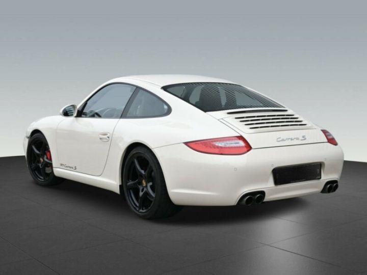 Porsche 997 CARRERA S PDK  BLANC CREME - 3