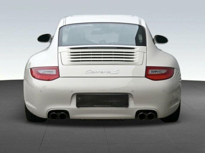 Porsche 997 CARRERA S PDK  BLANC CREME - 4