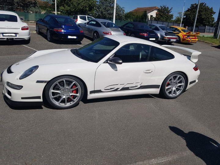Porsche 997 GT3 Blanche - 1