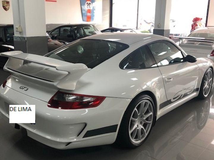 Porsche 997 GT3 Blanche - 3