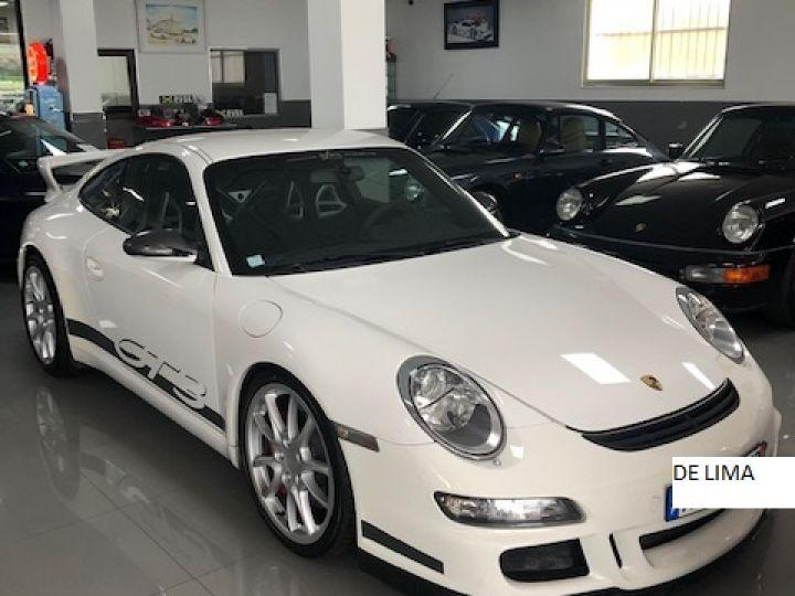 Porsche 997 GT3 Blanche - 4