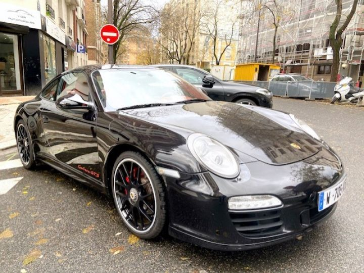 Porsche 997 GTS PDK 60500KMS Noir - 2