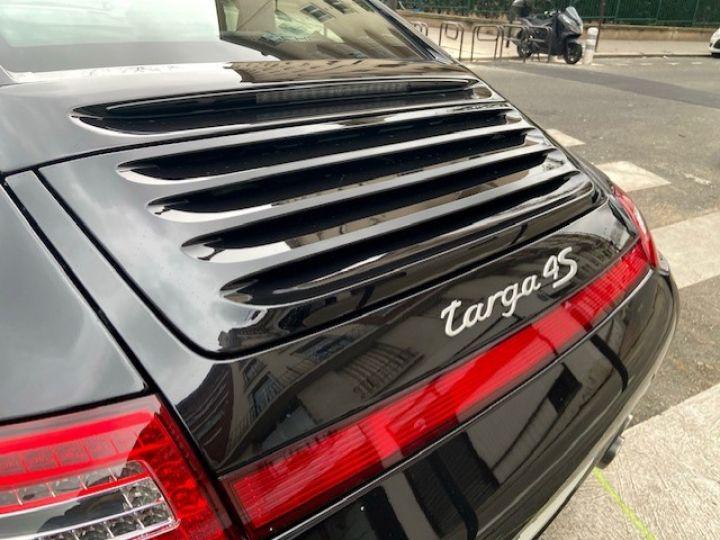 Porsche 997 PORSCEHE 997 TARGA 4S PDK 1ERE MAIN 28300 KMS Noir - 4