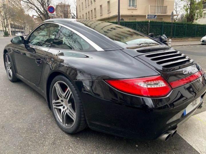 Porsche 997 PORSCEHE 997 TARGA 4S PDK 1ERE MAIN 28300 KMS Noir - 5